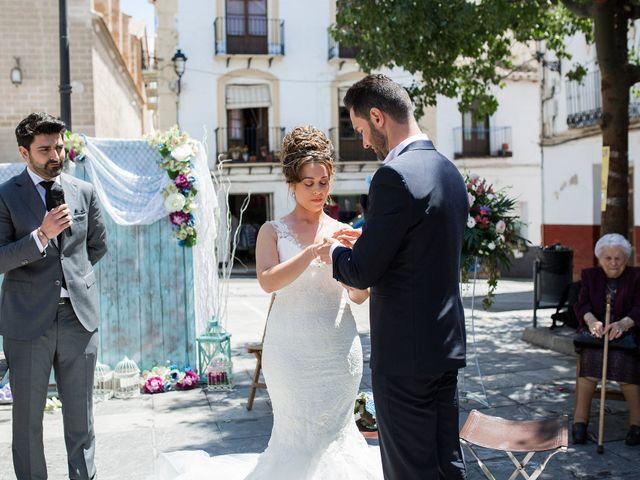 La boda de Cristian y Gloria en Cullar, Granada 33