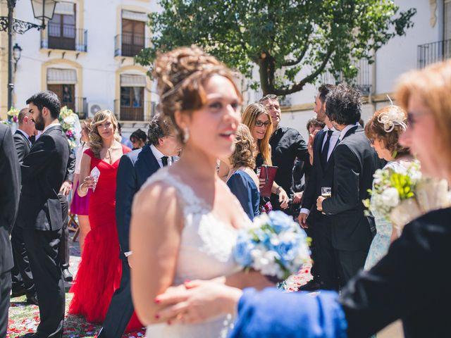 La boda de Cristian y Gloria en Cullar, Granada 39