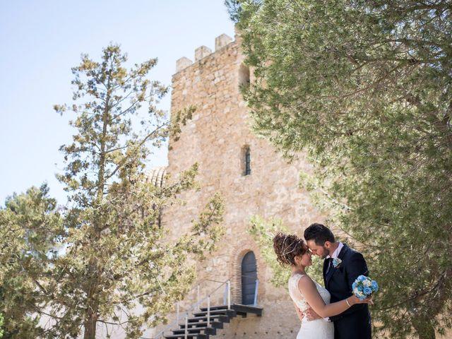 La boda de Cristian y Gloria en Cullar, Granada 43
