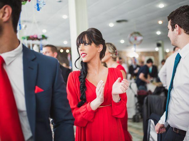 La boda de Cristian y Gloria en Cullar, Granada 49