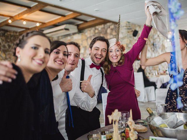 La boda de Cristian y Gloria en Cullar, Granada 50