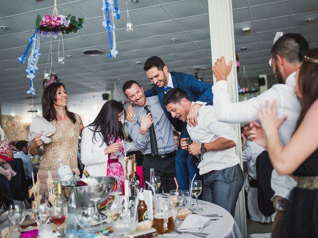 La boda de Cristian y Gloria en Cullar, Granada 53