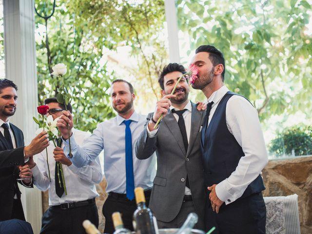 La boda de Cristian y Gloria en Cullar, Granada 55