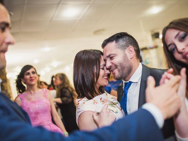 La boda de Cristian y Gloria en Cullar, Granada 65