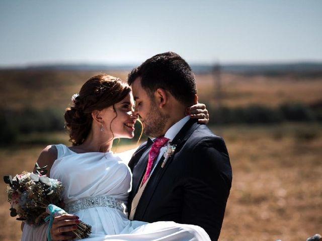 La boda de Cristina y Iván en Guadalajara, Guadalajara 1