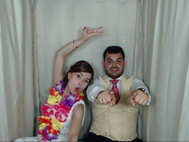 La boda de Cristina y Iván en Guadalajara, Guadalajara 25