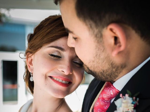 La boda de Cristina y Iván en Guadalajara, Guadalajara 28