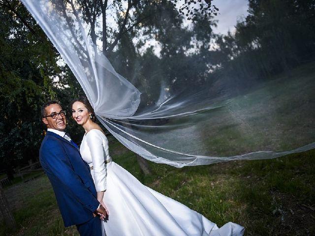 La boda de Sheila y Abel