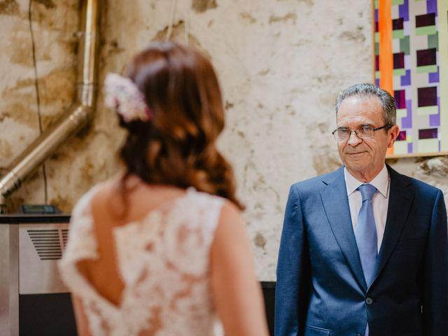 La boda de Miguel y Ana en Pinilla Del Valle, Madrid 43