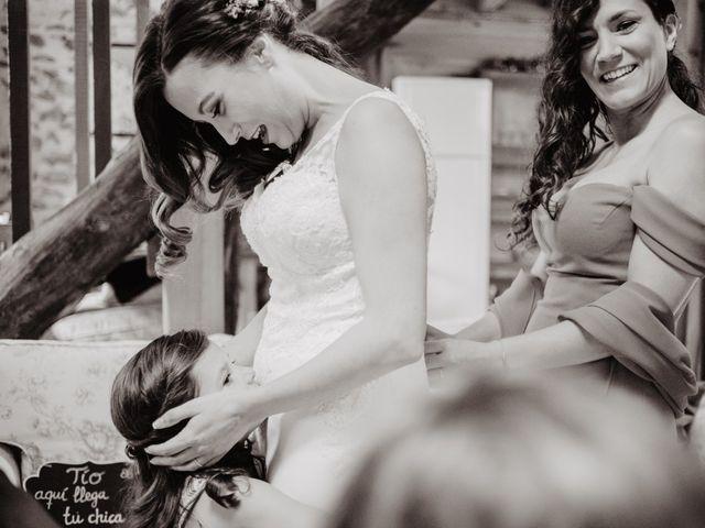 La boda de Miguel y Ana en Pinilla Del Valle, Madrid 47