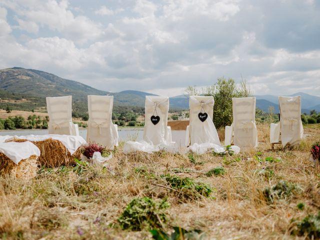 La boda de Miguel y Ana en Pinilla Del Valle, Madrid 70