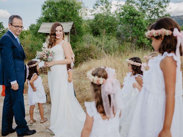 La boda de Miguel y Ana en Pinilla Del Valle, Madrid 81