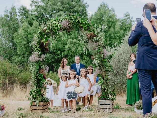 La boda de Miguel y Ana en Pinilla Del Valle, Madrid 83