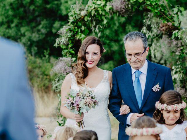 La boda de Miguel y Ana en Pinilla Del Valle, Madrid 84