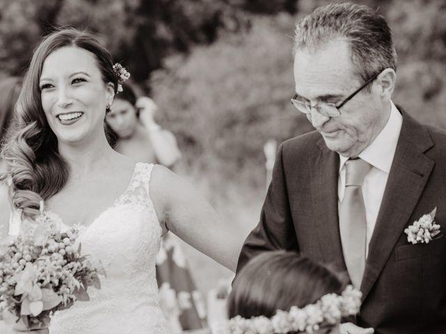 La boda de Miguel y Ana en Pinilla Del Valle, Madrid 86