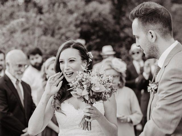 La boda de Miguel y Ana en Pinilla Del Valle, Madrid 88