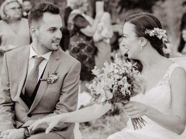 La boda de Miguel y Ana en Pinilla Del Valle, Madrid 89
