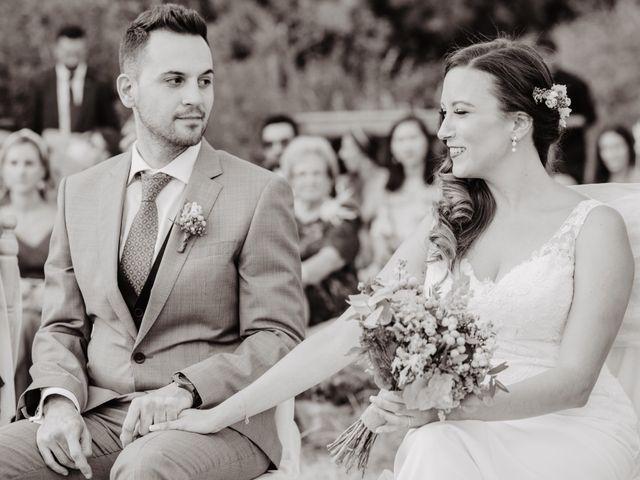 La boda de Miguel y Ana en Pinilla Del Valle, Madrid 92