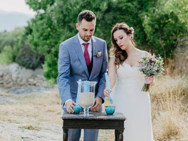 La boda de Miguel y Ana en Pinilla Del Valle, Madrid 109