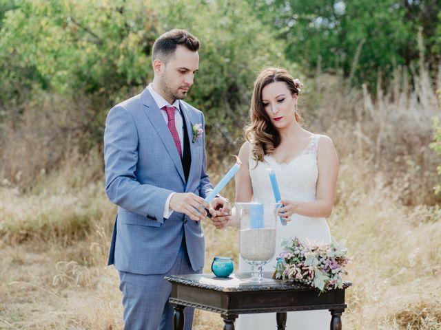 La boda de Miguel y Ana en Pinilla Del Valle, Madrid 110