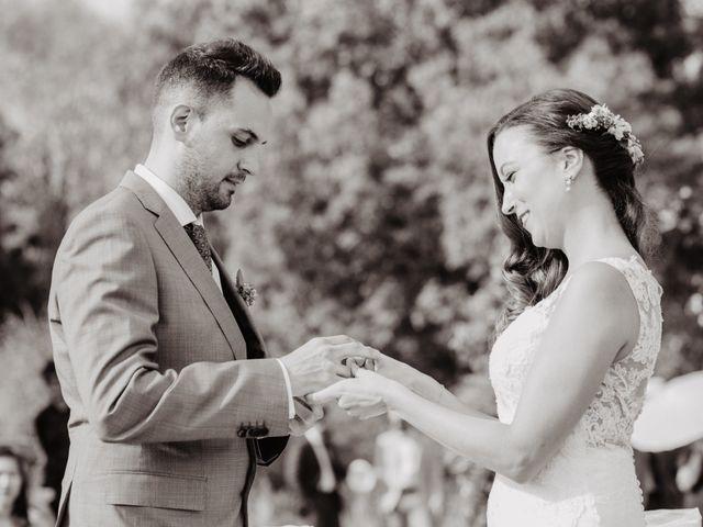 La boda de Miguel y Ana en Pinilla Del Valle, Madrid 117