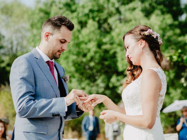 La boda de Miguel y Ana en Pinilla Del Valle, Madrid 118