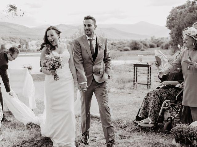 La boda de Miguel y Ana en Pinilla Del Valle, Madrid 121