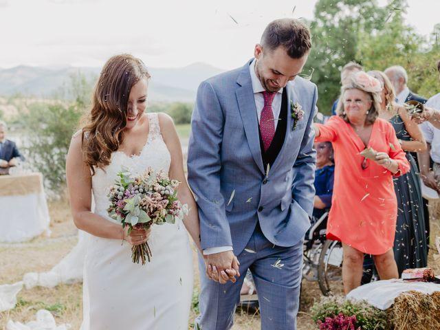 La boda de Miguel y Ana en Pinilla Del Valle, Madrid 122