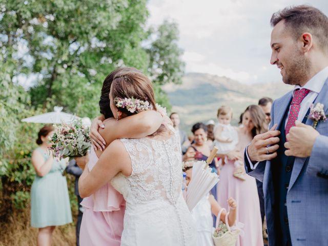 La boda de Miguel y Ana en Pinilla Del Valle, Madrid 125