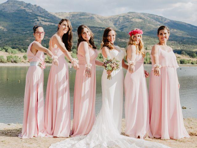 La boda de Miguel y Ana en Pinilla Del Valle, Madrid 130