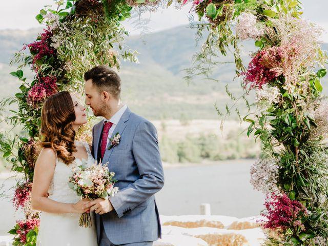 La boda de Miguel y Ana en Pinilla Del Valle, Madrid 131