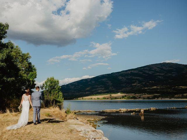 La boda de Miguel y Ana en Pinilla Del Valle, Madrid 134