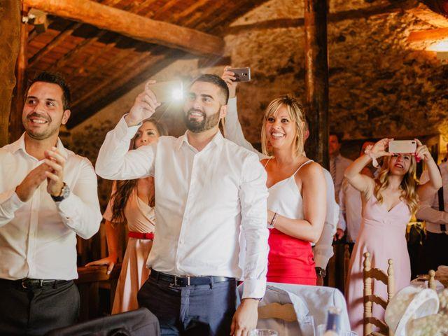 La boda de Miguel y Ana en Pinilla Del Valle, Madrid 146