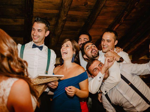 La boda de Miguel y Ana en Pinilla Del Valle, Madrid 149