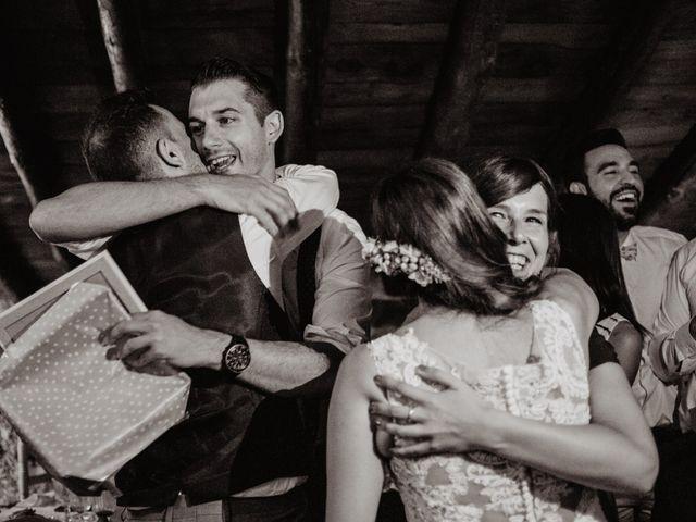 La boda de Miguel y Ana en Pinilla Del Valle, Madrid 150