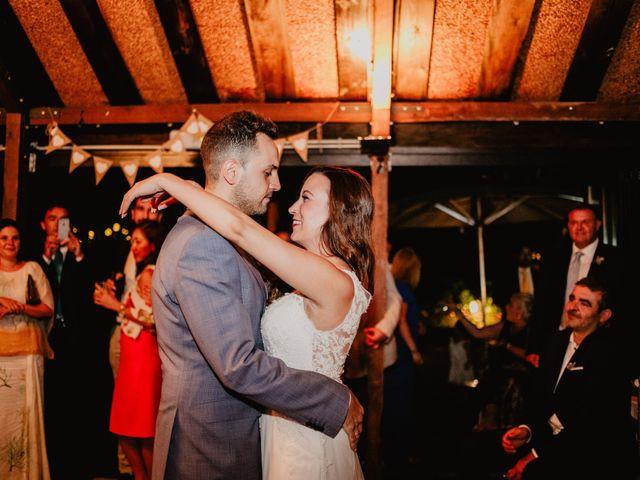 La boda de Miguel y Ana en Pinilla Del Valle, Madrid 154