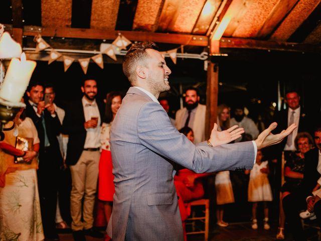 La boda de Miguel y Ana en Pinilla Del Valle, Madrid 155