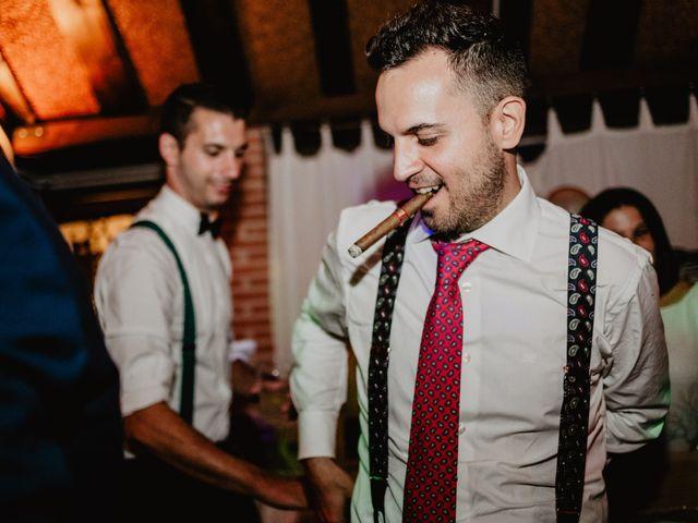 La boda de Miguel y Ana en Pinilla Del Valle, Madrid 161