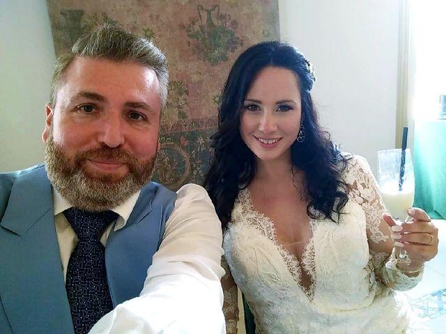 La boda de Rocío y Antonio Javier
