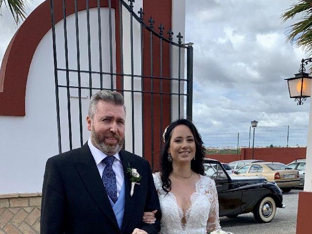La boda de Antonio Javier  y Rocío en Salteras, Sevilla 1