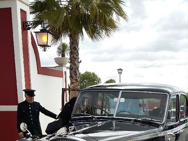 La boda de Antonio Javier  y Rocío en Salteras, Sevilla 2