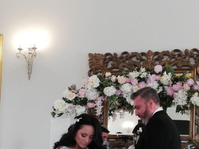 La boda de Antonio Javier  y Rocío en Salteras, Sevilla 3