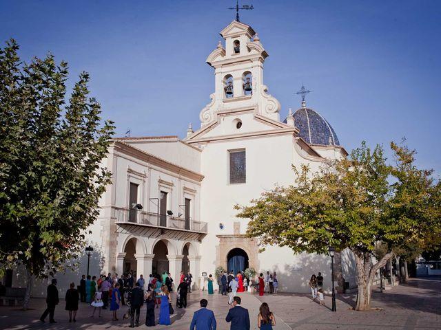 La boda de Angel y Noelia en Castelló/castellón De La Plana, Castellón 25