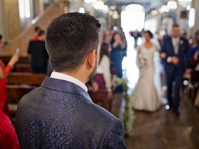 La boda de Angel y Noelia en Castelló/castellón De La Plana, Castellón 28