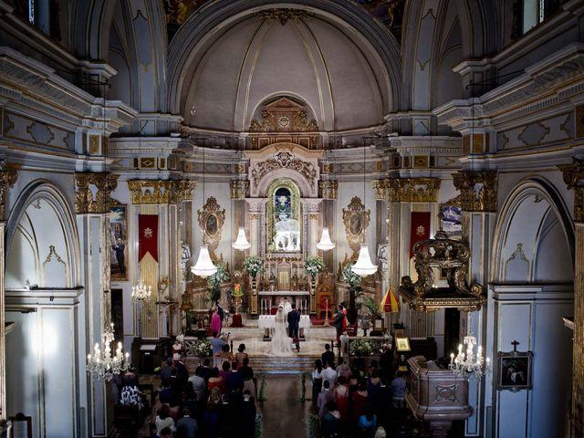 La boda de Angel y Noelia en Castelló/castellón De La Plana, Castellón 30