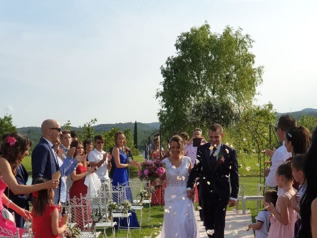 La boda de Judith y Javi en Santa Coloma De Farners, Girona 5