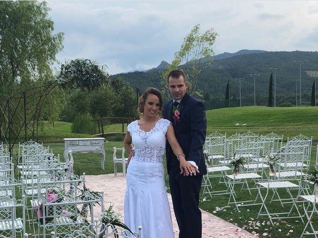 La boda de Judith y Javi en Santa Coloma De Farners, Girona 7