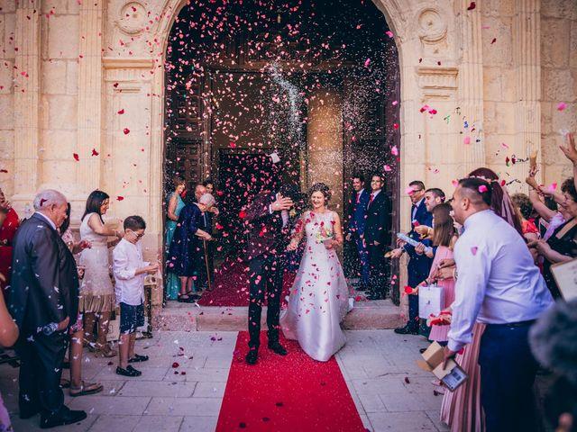 La boda de Mari Paz y Javier en Villaescusa De Haro, Cuenca 6
