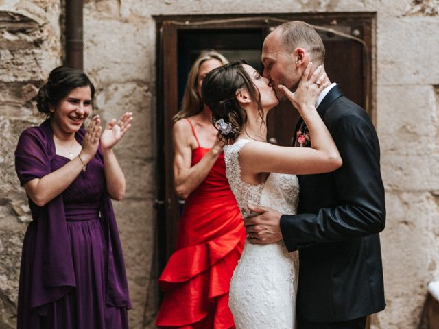 La boda de David y Sheila en Girona, Girona 42