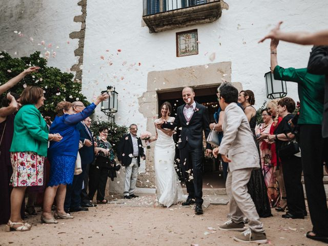 La boda de David y Sheila en Girona, Girona 46